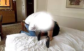 Mirella di Ravenna, scopata in hotel con lingerie suer