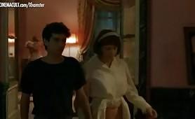 Francesca Neri in Le eta' di Lulu'