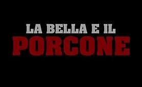 La sexy pornostar di Salerno, Priscila Salerno in Bella e il porcone
