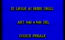 Per tutti i fans della varesina Lilli Carati, un bel pornazzo vintage completo
