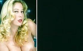 La sexy genovese Moana Pozzi e Rocco Siffredi in Folle desiderio anale