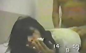 Filmato porno amatoriale di una calda scopata