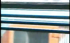 Teresa Visconti in scopata amatoriale nel treno