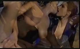 Monica Roccaforte in scena di sesso lesbo