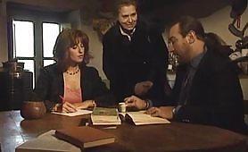 Scena porno classico italiano ripresa dal film Cronaca Nera 1: Scuole Superiori