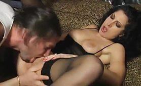 Alessia Roma gode in scena porno da non perdere
