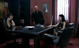 Scena porno ripresa dal film Dark Lady
