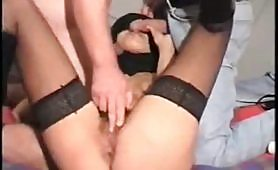 Orgasmo anale per calda zoccola italiana