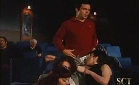 cinema erotico puttane di roma