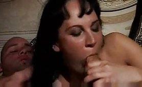 Arrapante scena di sesso anale con la calda Sexy Luna