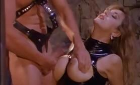 Scena porno vintage italiano con la stupenda Selen