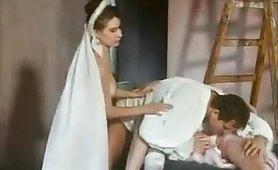 Scena porno ripresa dal film classico Rocco's Ghost