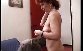 Orgiona porno incestuosa in famiglia!