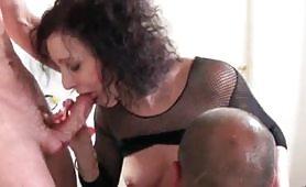 Orgia con matura di Bergamo Sissy Neri