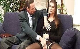 L'usuraio - quarta scena con Vera Lady e Pino