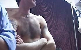 Il casting porno divano