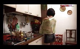 La casalinga vogliosa